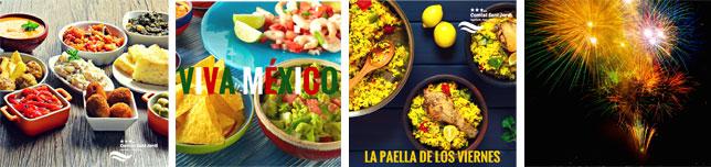 Actividades gastronómicas - Aparthotel Comtat Sant Jordi